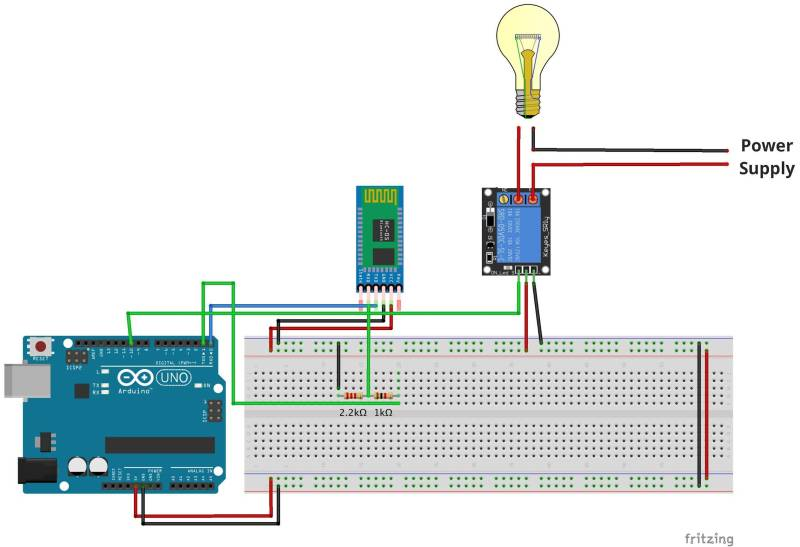 Home Automation with an Arduino - A Basic Tutorial on arduino rgb led, 4 wire switch diagram, relay terminal number diagram, arduino transistor, isolating relay diagram, solid state motor starter control diagram, solid state relay diagram,