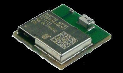 PAN1740 BLE module from Panasonic