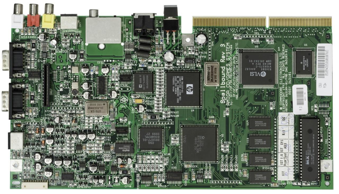 Complex Printed Circuit Board