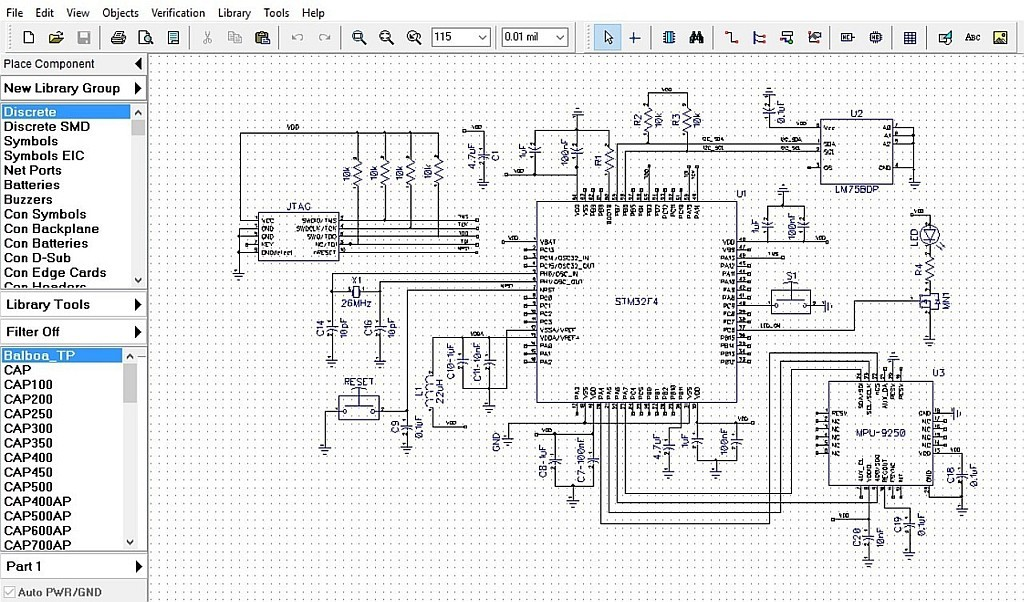 Ultimate guide how to develop a new electronic hardware product example of a schematic circuit diagram malvernweather Images