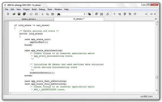 MicroController Programming in C language
