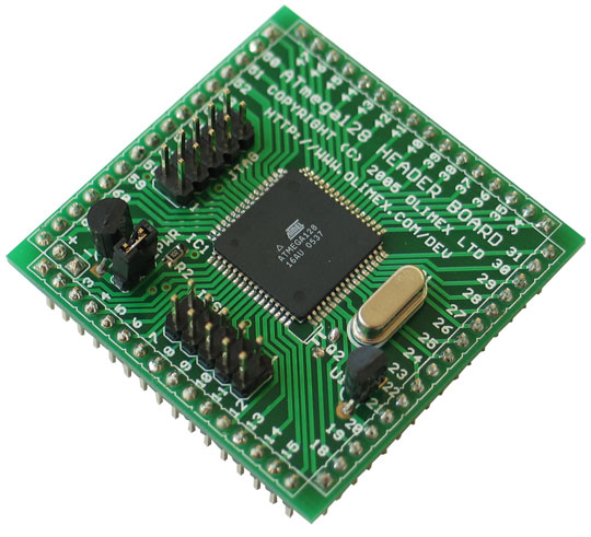 Atmel AVR line of microcontrollers