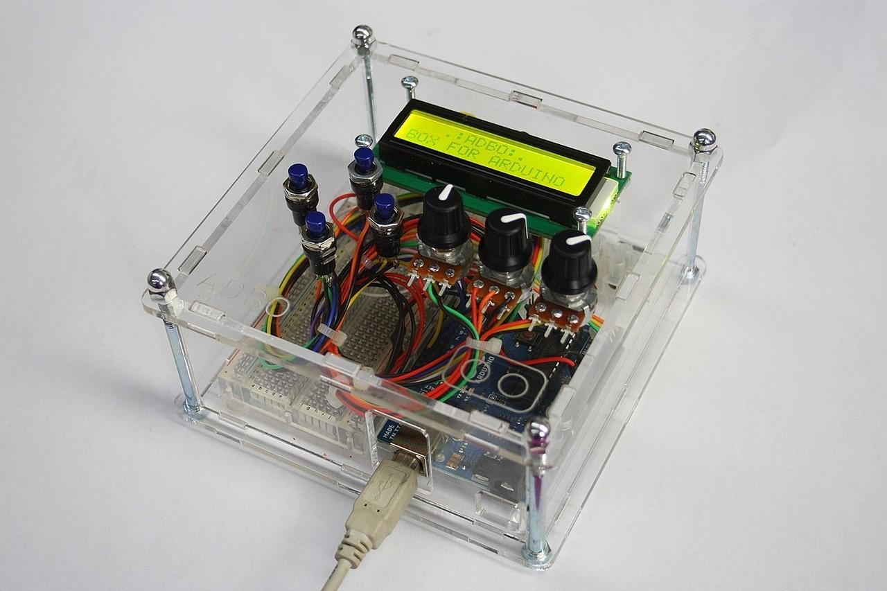 Electronics prototype