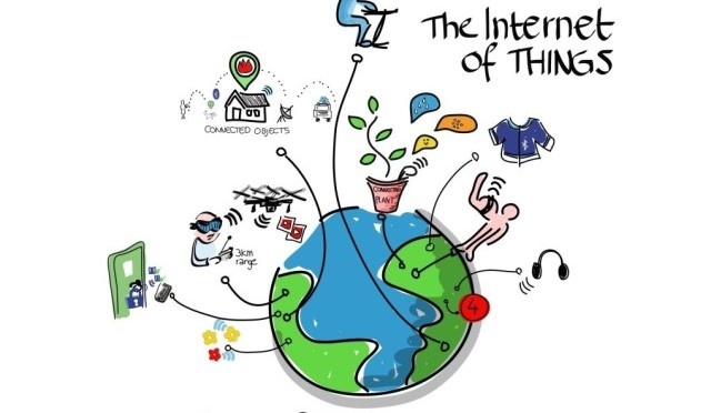 The Internet of Things will connect our lives in totally new ways.