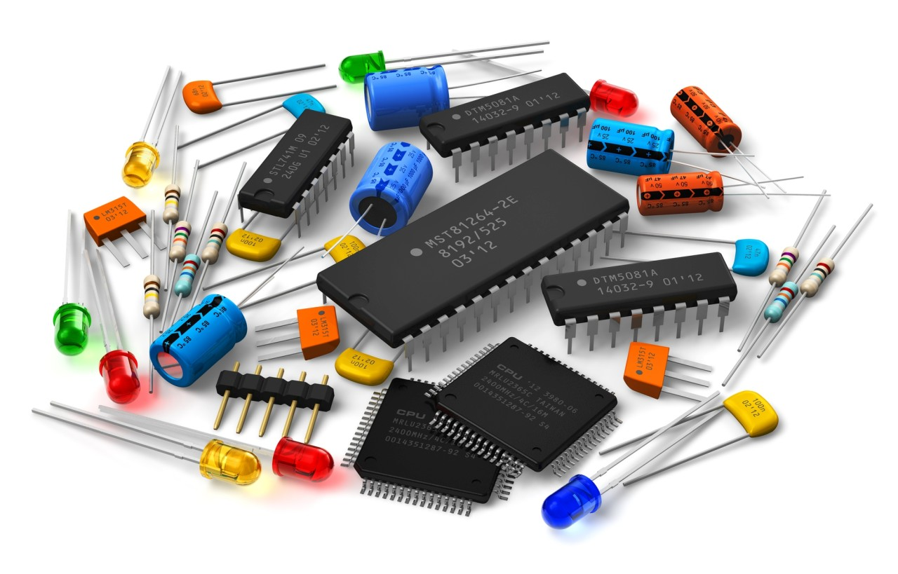 Determining the electronic components needed for a new product requires considerable engineering effort.