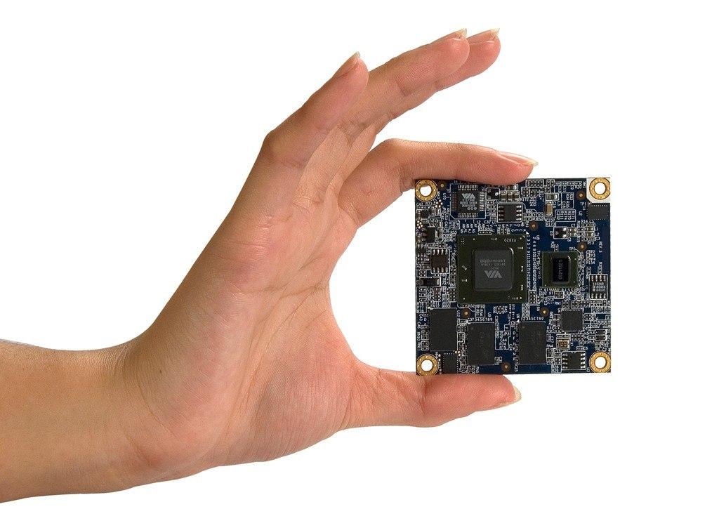 A CPU module
