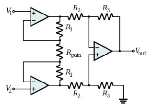 Load Cell Amplifier Circuit Diagram | Introduction To Load Cell Conditioning Circuits