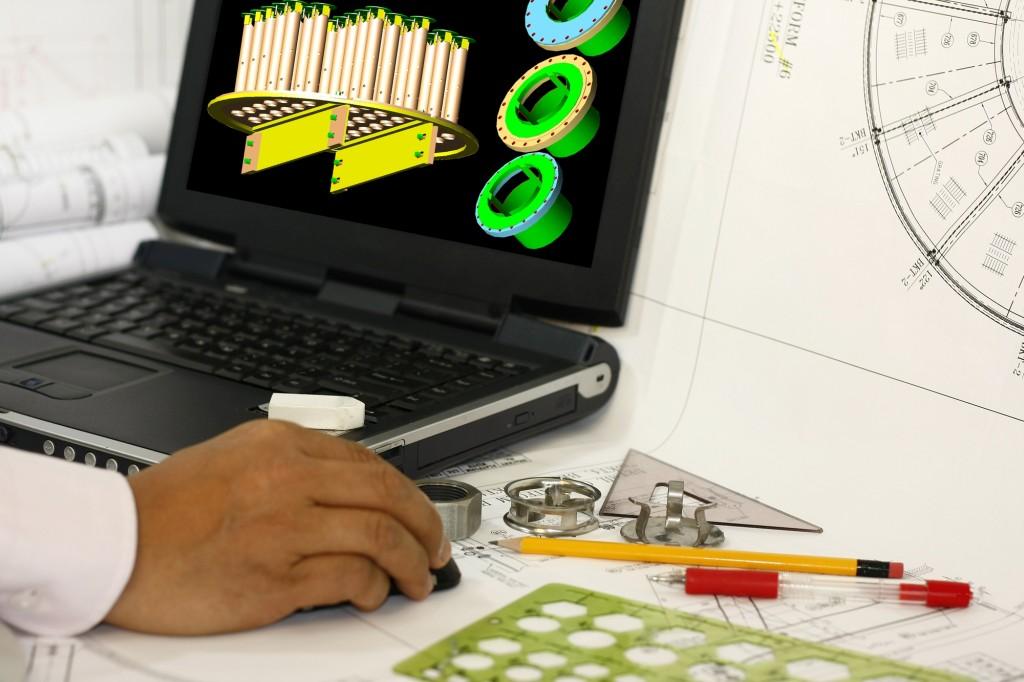 3D model example