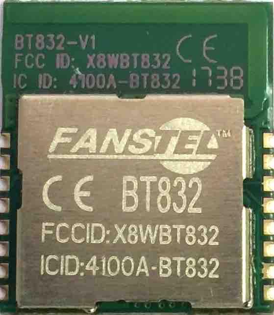 BT832 module