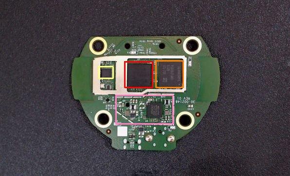 Echo Dot processor