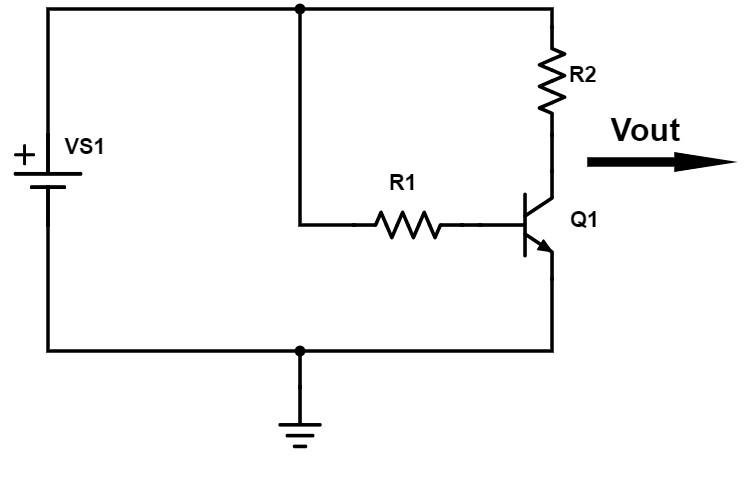 Simple NPN circuit