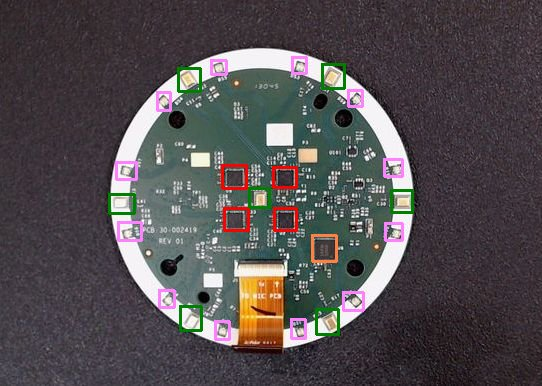 Echo Dot processor board