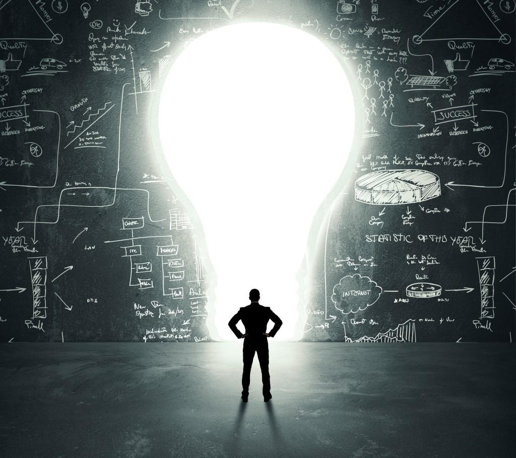Idea, Business Idea, Business, Light, Bulb, Head
