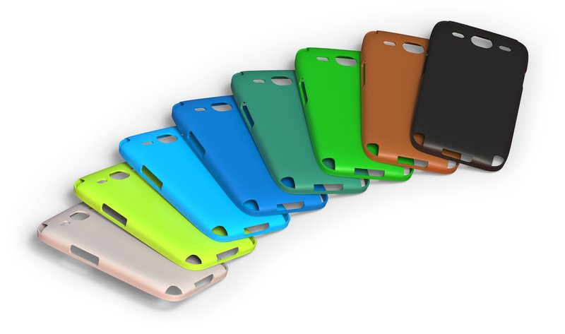 A group of cell phones  Description automatically generated with low confidence
